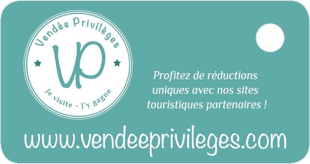 a propos de la carte pass Vendée Privilèges verso