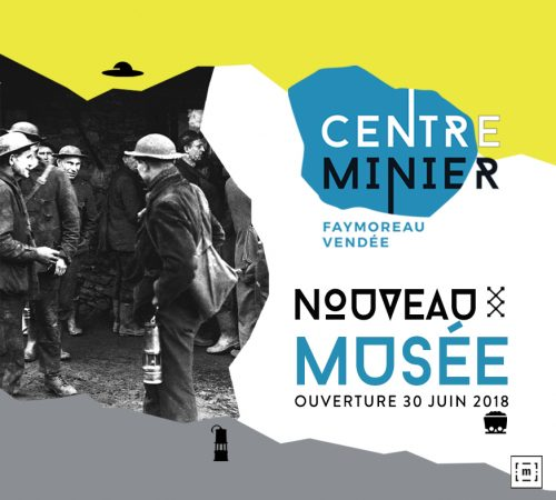 Visuel officiel du Centre minier de Faymoreau