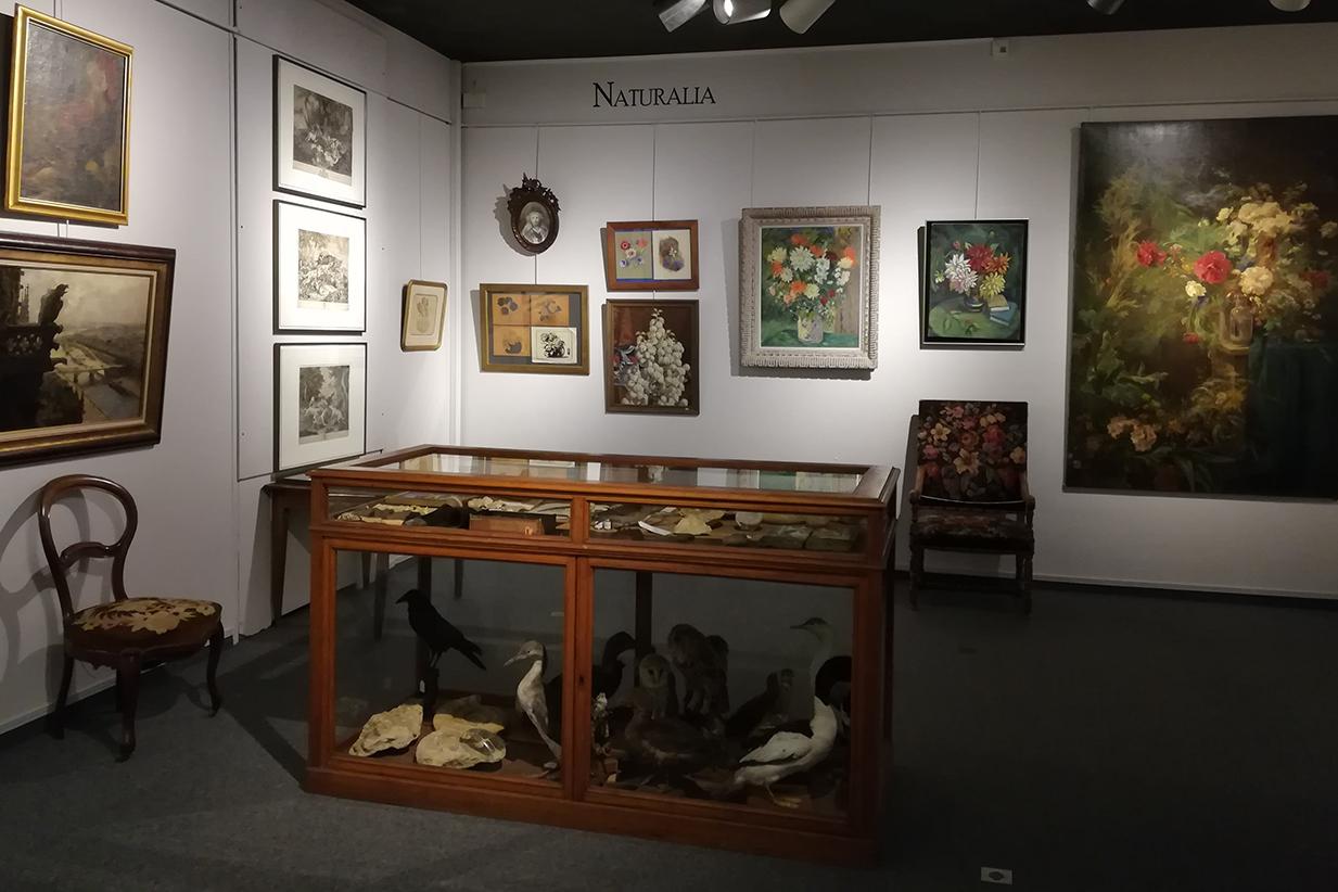Peintures musée de fontenay