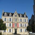Façade du Musée de Fontenay-le-Comte