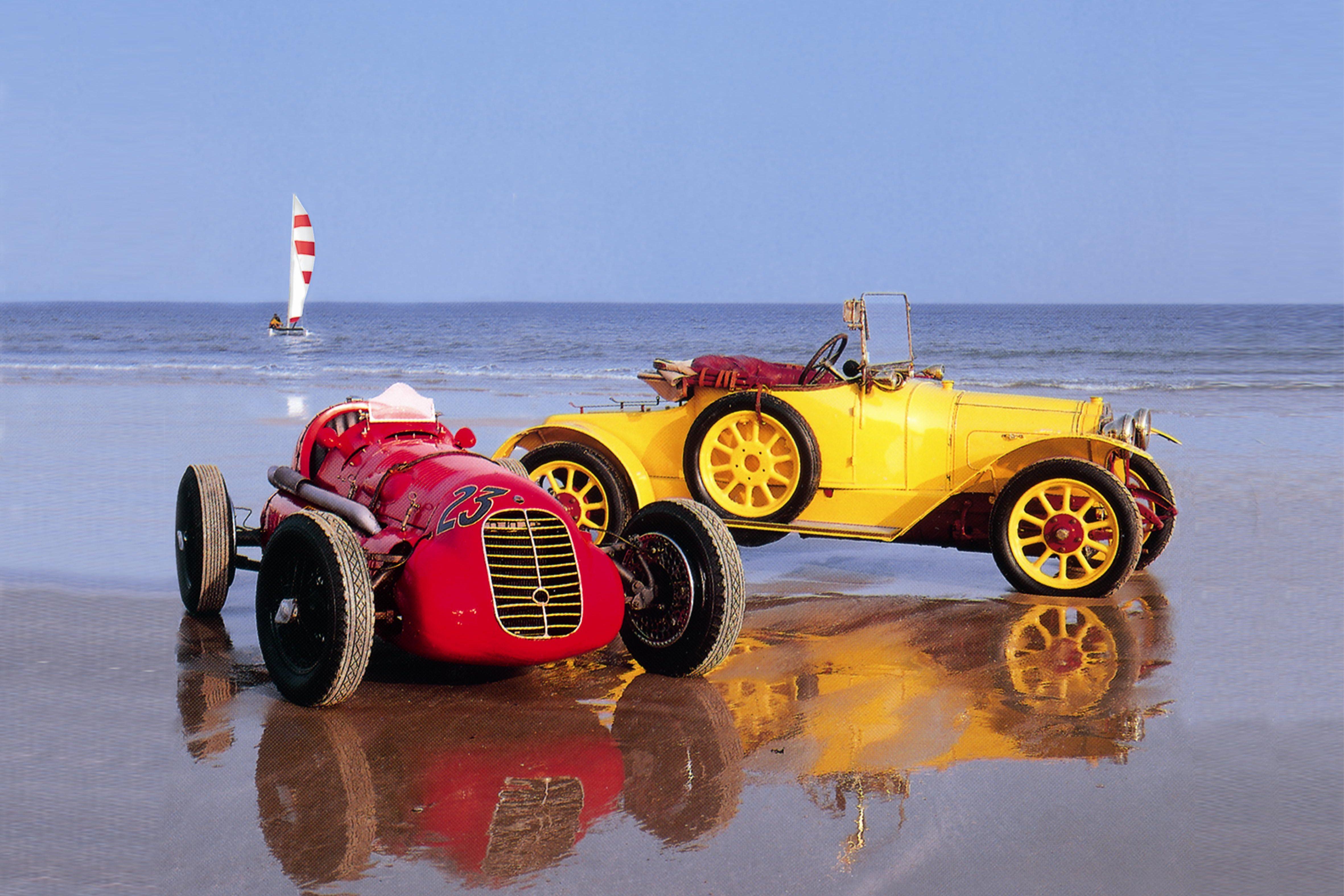 Musée Automobile de Vendée - © Gérard Beauvais