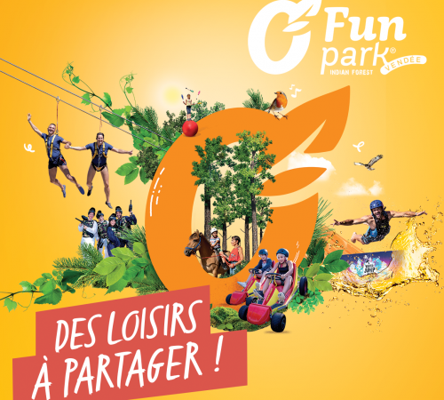 Visuel O'Fun Park 2020