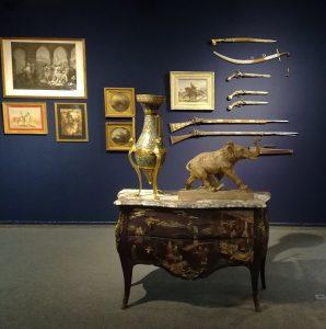 Musée de fontenay le Comte objets
