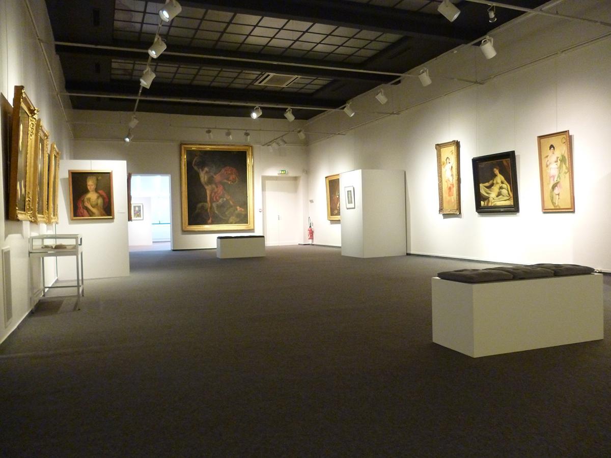 peinture musée de fontenay le comte